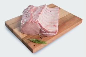 Корейка свиная с костью