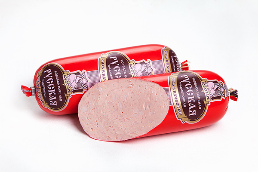 Колбаса «Русская» традиционная